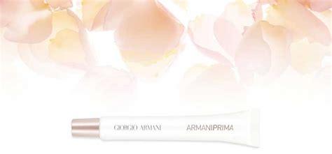 Giorgio Armani Armani Prima Glow On Moisturizing Balm Mini 7gr giorgio armani armani prima advanced skincare range news