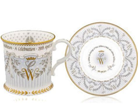Wedding Giveaways Uk - royal wedding souvenirs to be produced in the potteries uk news express co uk