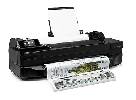 Roll Printer Hp hp designjet t120 eprinter slide 3 slideshow from pcmag