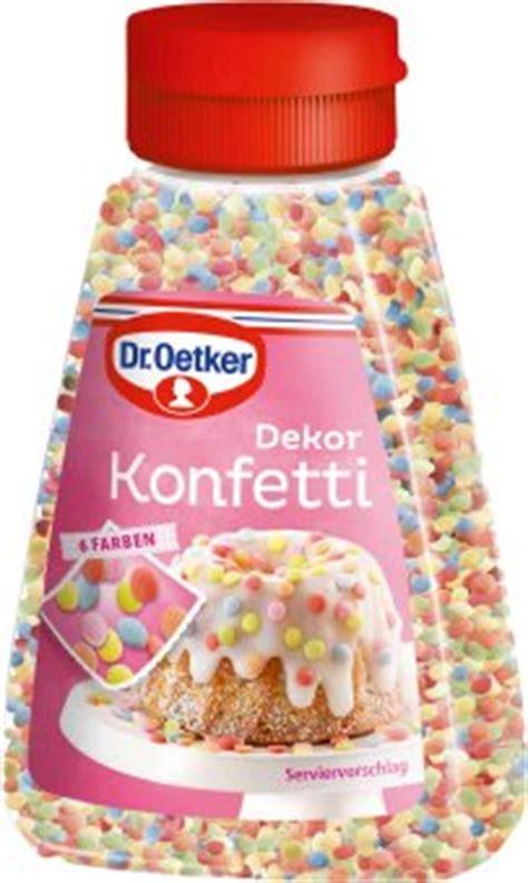Dekor Konfetti by Dr Oetker Dekor Konfetti Zuckerstreusel 100g