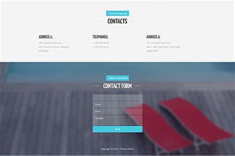 Design Your Footers Create Web Value Entheos Swim Team Website Templates