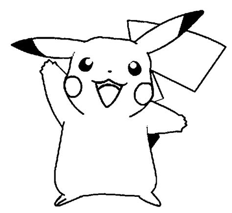 pokemon pikachu coloring pages free pokemon coloring pages quot pikachu