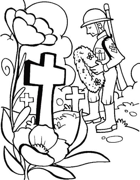remembrance day coloring pages for toddlers remembrance day coloring page remember