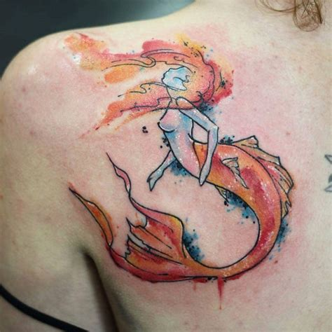 the best mermaid tattoos and designs 2 is insane