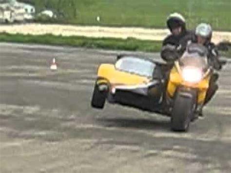 Motorrad Mit Beiwagen Rechtskurve motorradgespann quot die rechtskurve quot youtube