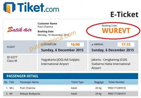 batik air check in online panduan web check in batikair putri chairina