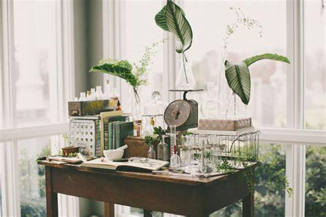 decorating photos vintage botanical wedding inspiration green wedding