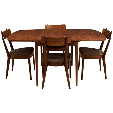 Drexel Dining Room Furniture Drexel Declaration Dining Set By Kipp Stewart And Stewart Mcdougall At 1stdibs