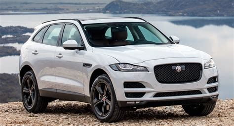Jaguar 2019 F Pace by 2019 Jaguar F Pace Gets 542 Hp Svr Version New Safety And