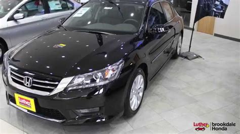 Luther Brookdale Honda by 2015 Honda Accord Walkaround Luther Brookdale Honda In