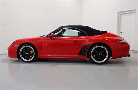 2011 Porsche 997 Speedster by 2011 Porsche 997 Speedster Guards 3 760 Sloan Cars
