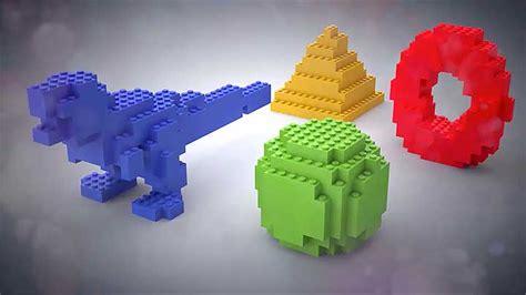 tutorial lego cinema 4d lego up your cinema 4d models with new brickgen plugin