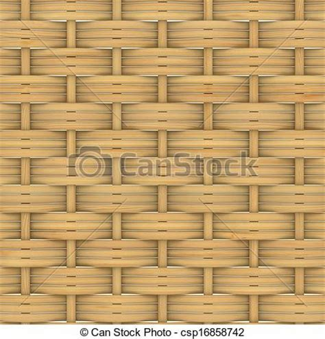 weaving pattern drawing drawing of abstract decorative wooden textured basket
