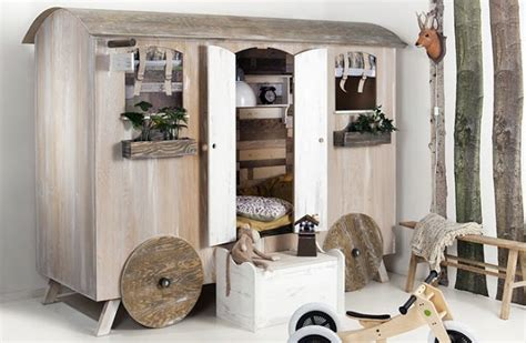 Futon Factory Maurice by The Boo And The Boy Treehouse Beds
