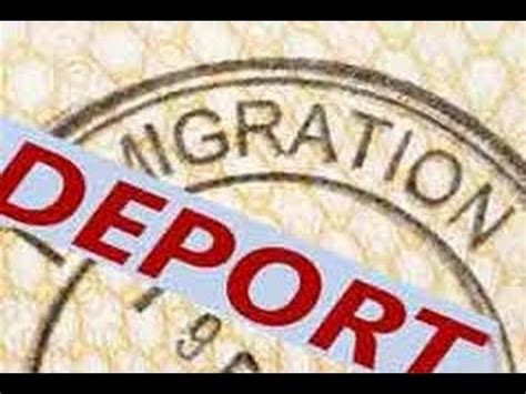 Can I Cross Us Border With Criminal Record How Does Your Criminal Record Affect Immigration Doovi