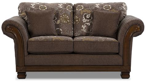 chenille loveseat hazel chenille loveseat quartz united furniture warehouse