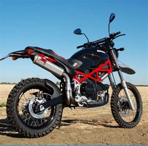 Motorrad Trial Bremen by Ducati 695 Enduro Powerboxer Forum