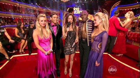 dancing with the stars brooke burke charvet to be replaced by erin donald driver brooke burke charvet photos dancing with