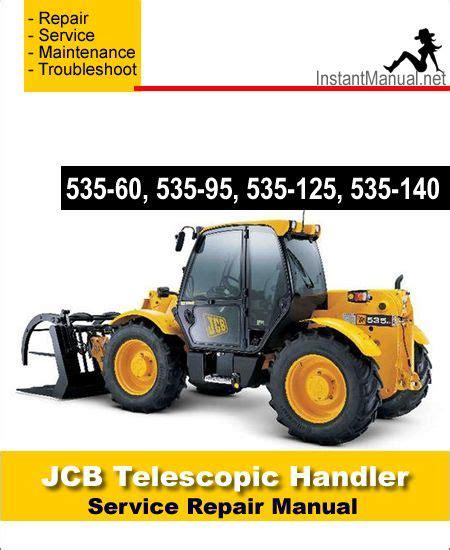 Download Jcb 535 60 535 95 535 125 535 140 Telescopic