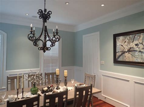 Kitchen And Dining Room Ideas Dining Room Sherwin Williams Copen Blue For The Home