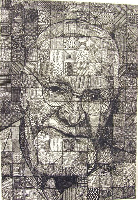 grid pattern drawing 1000 images about patterns art on pinterest portrait