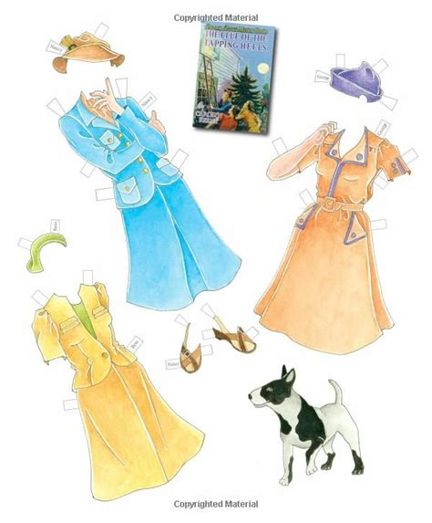 Friends Paper Dolls - 1000 images about nancy draw paper dolls on