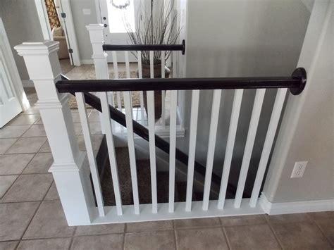 remodelaholic stair banister renovation  existing