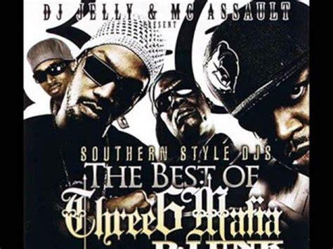 best three six mafia songs top 15 three 6 mafia songs youtube
