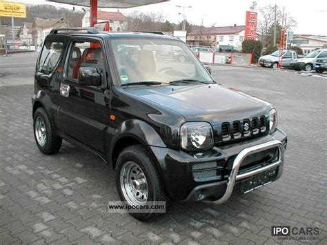 Suzuki Jimny 2006 2006 Suzuki Jimny Club Car Photo And Specs