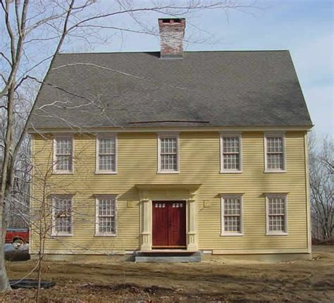 new england reproduction homes reproduction colonial homes 17 migliori idee su early american su pinterest arredi