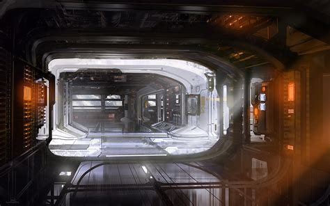 Sci Fi Interior by Space Station Interior Sci Fi Pics About Space