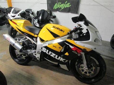 Suzuki Gsxr 600 2001 Buy 2001 Suzuki Gsxr 600 Finance On 2040 Motos