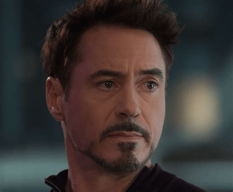 Iron Tony Stark tony stark beard style how to grow it shape it and