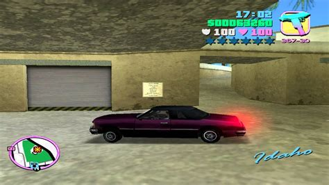 Auto Ortung by Grand Theft Auto Vice City Export List 1 Vechile 1