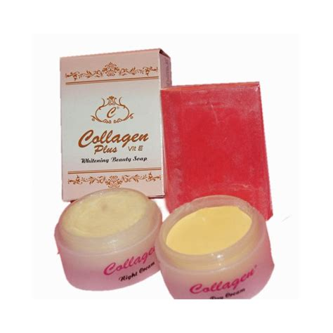 Collagen Plus Vitamin E collagen plus vitamin e lightening set