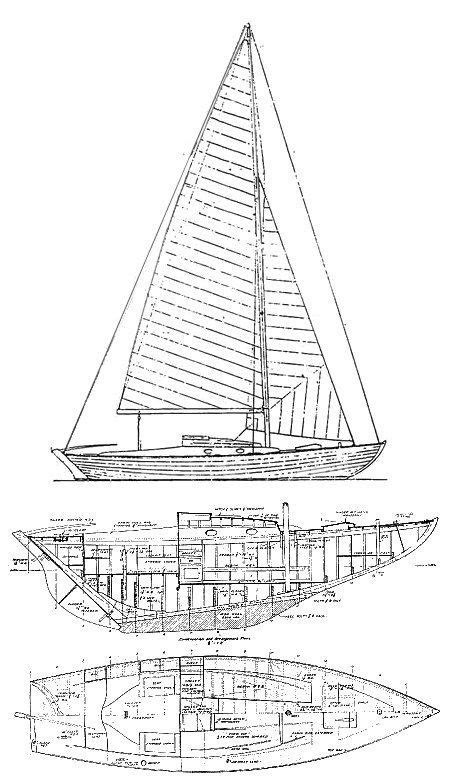 nordic boat plans nordic folkboat sailboat specifications and details on