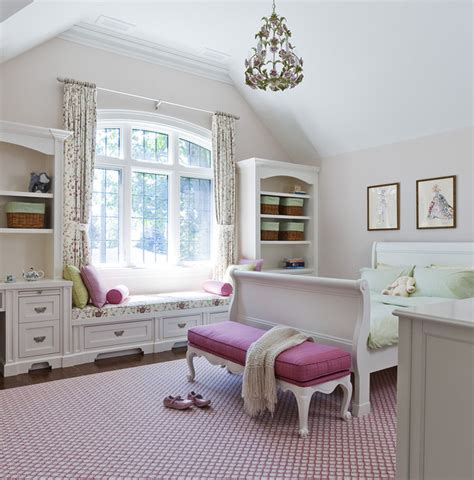 Traditional Bathrooms Ideas by Jill Greaves Design S Bedroom With Window Seat