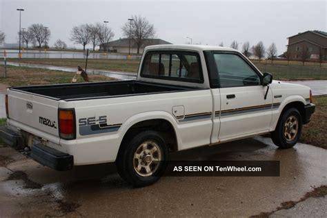 1988 mazda b2200 1988 mazda b2200 se 5 standard cab 2 door 2 2l