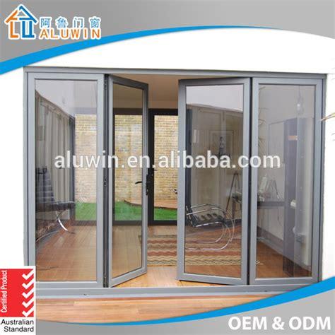 glazed patio doors prices doppelt verglaste aluminium falt terrassent 252 ren preise t 252 r