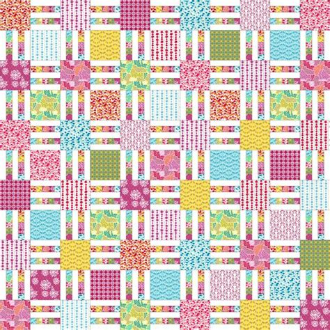 Yardage For Size Quilt by 25 Best Ideas About Rail Fence Quilt On Easy
