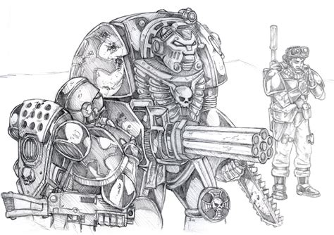 doodle how to make heresy uesp forums view topic warhammer 40k