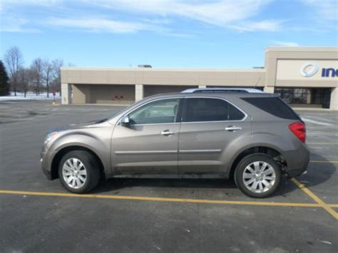 chevrolet equinox 2011 problems purchase used 2011 chevy equinox ltz awd in lansing