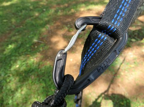 Eno Standard Carabiner For Hammock eagles nest outfitters eno singlenest hammock review
