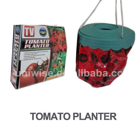 As Seen On Tv Tomato Planter by Bottoms Up Hanging Tomato Planter Buy