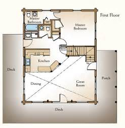 Log Home Floor Plans With Loft by Cabin Floor Plan With Loft Plans Free 171 Same00yte