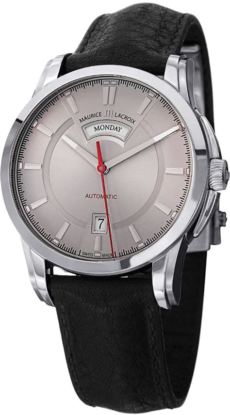 watches for maurice lacroix men s pontos grey