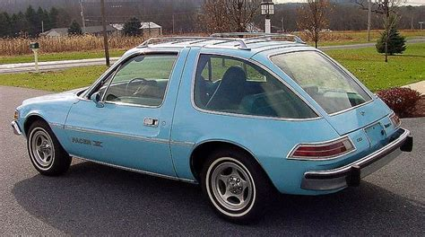 Pacer Auto by Amc Pacer X Yep I Owned One Just Like This Less The Roof