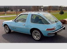 AMC PACER X. Yep I owned one just like this less the roof ... Pacer Car