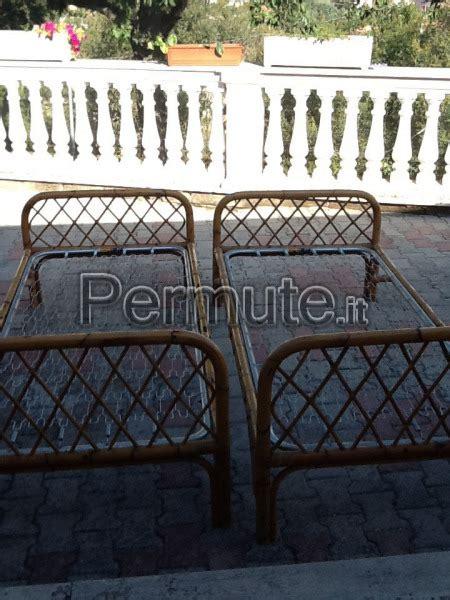 letto in bamboo letti in bamboo roma usato in permuta camere da letto