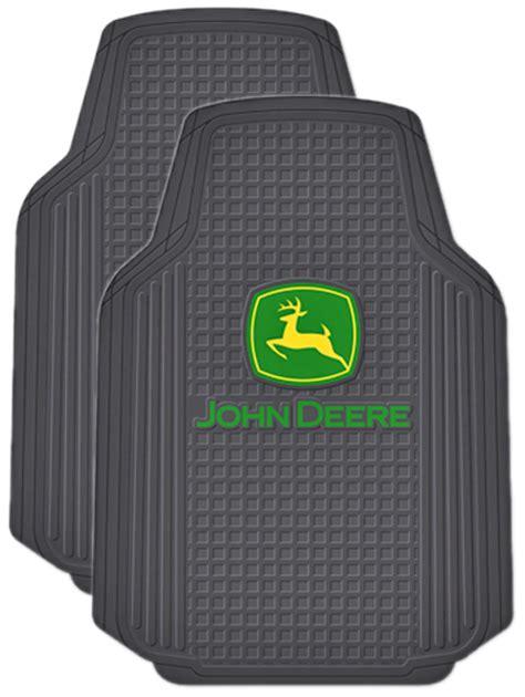 deere truck floor mats pair pla670